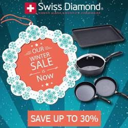 Swiss Diamond On Sale Now!