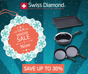 Swiss Diamond On Sale Now!