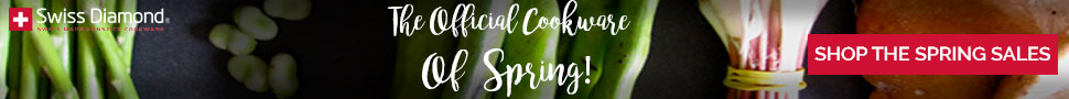 Swiss Diamond - Official Cookware Of Spring