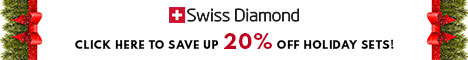 Swiss Diamond Custom Sets Up to 20% OFF